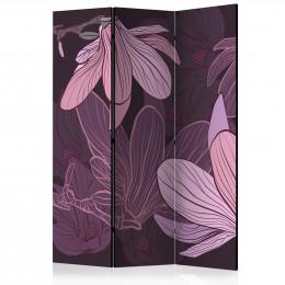 Paravan - Dreamy flowers [Room Dividers]