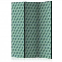 Paravan - Monochromatic cubes [Room Dividers]