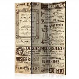 Paravan - Vintage Magazines [Room Dividers]