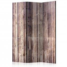 Paravan - Wooden Charm [Room Dividers]