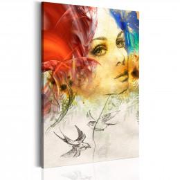 Tablou - Fiery Lady
