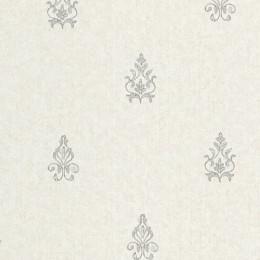 Tapet superlavabil clasic baroc elegant cu model aerisit