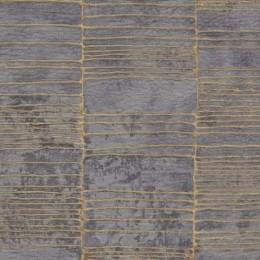 Tapet vinil modern in culori inchise cu model cu linii