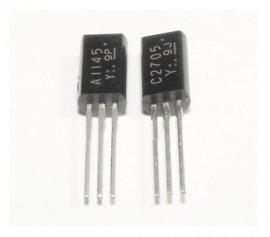 2SA1145 // 2SC2705 Toshiba