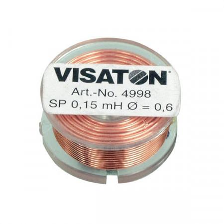 Bobina 0,15mH Visaton
