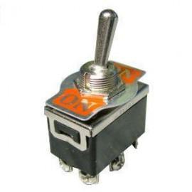 Comutator 250V/15A x2