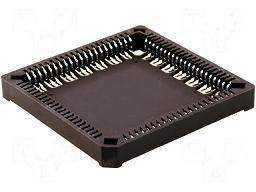 Soclu IC-PLCC84-SMD