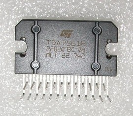 TDA7561H ST® Pa3
