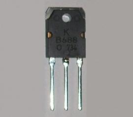 2SB688 KEC Samsung+rg