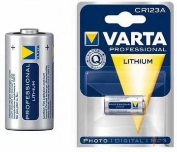 CR123A Varta