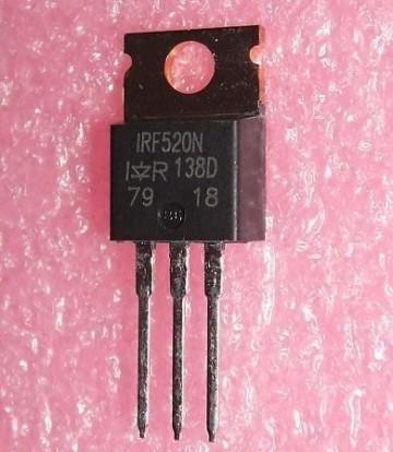 IRF520N IR rg