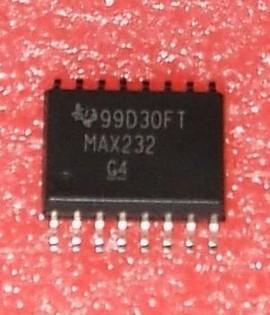 MAX232CWE SO16W Texas tq