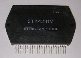 STK4231V Sanyo