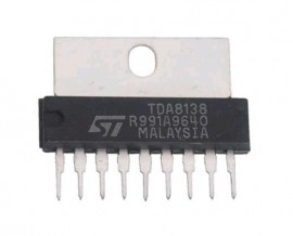 TDA8138 ST® lc1