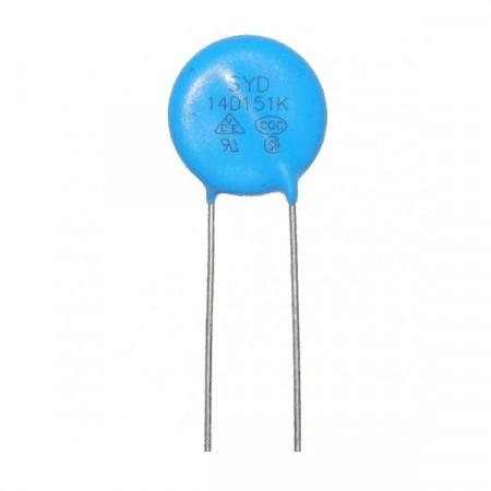 Varistor 14D151K HEL