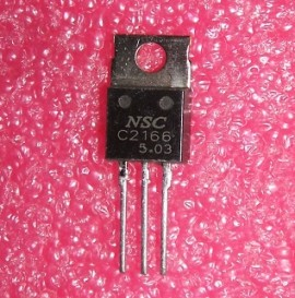 2SC2166 Toshiba / NSC