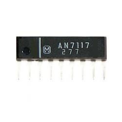 AN7117 Matsushita lc1