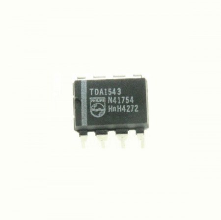 TDA1543 Philips cs