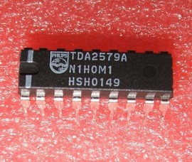 TDA2579A Philips bb