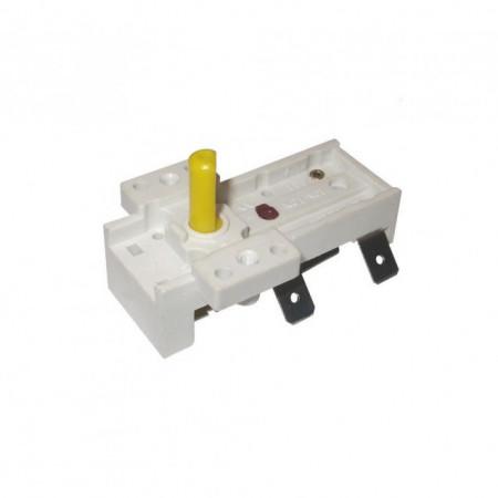 Termostat 0-250C 250V/10A