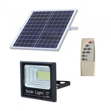 Kit Panou Solar, Acumulator, Proiector 25W