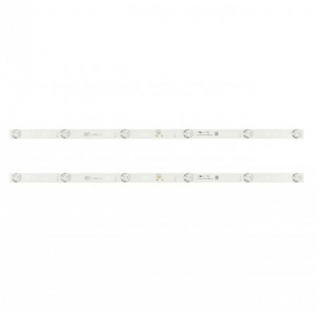 """LED Bar 32"""" 6LED JL.D32061330-078AS/BS-M"""