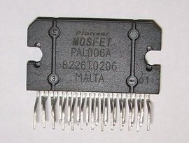 PAL006A Pioneer bg5