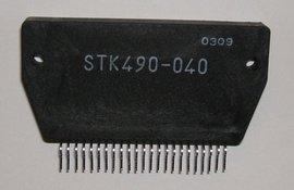STK490-040 Sanyo