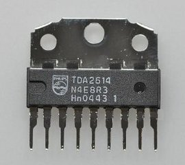 TDA2614 Philips bf5