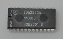 TDA3592A Philips fi1