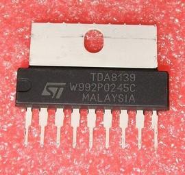 TDA8139 SGS ki2
