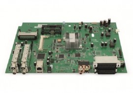 Twin DVB-C Mainboard Digital Receiver
