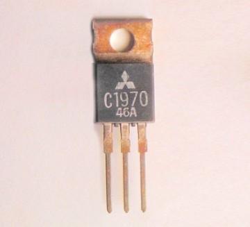 2SC1970 Mitsubishi