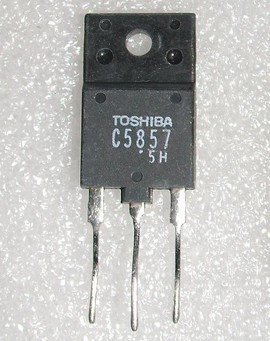 2SC5857 Toshiba