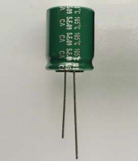 680uF/16V Yageo Low ESR
