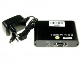 Convertor VGA+Audio la HDMI