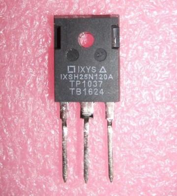 IXSH25N120A IXYS pc5