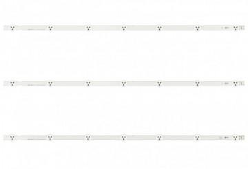 """LED Bar 32"""" 7LED SET 3BUC A1-B1"""