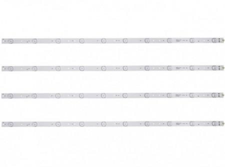 "LED Bar 40"" 10LED SET 4BUC TCL"