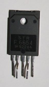 STRF6654 Sanken ld2