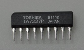 TA7337P Toshiba srt