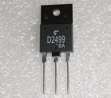 2SD2499 Toshiba