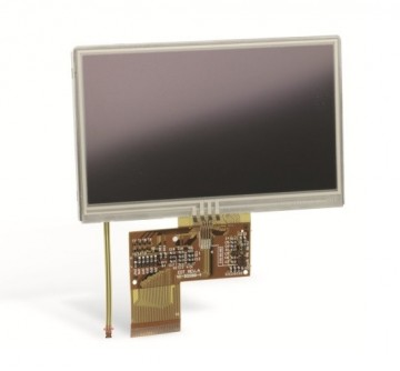 Poze LCD Display ET043003DH6 4,3""
