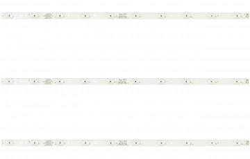 "LED Bar 55"" 10LED SET 3BUC JVC"