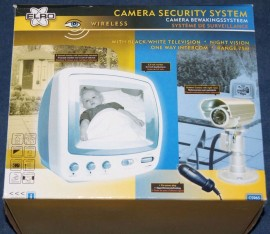 Sistem supraveghere wireless