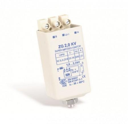 Starter Invertor 2KV 35-70W