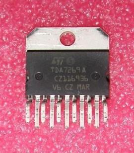 TDA7269A ST® rg1