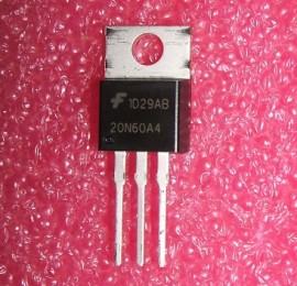 20N60 / FQP20N60 Infineon