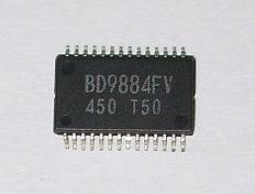 BD9884FV Rohm la2