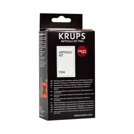 Kit Decalcifiant / Anticalcar F054 Krups®